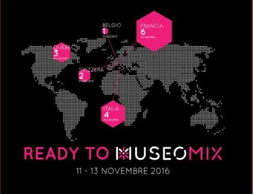 MuseoMix: ripensare il modo di vivere il museo
