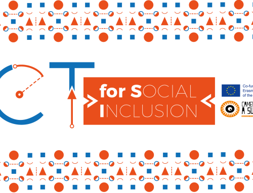 "Progetto ""ICT 4 Social Inclusion"" – Erasmus Plus – KA2"