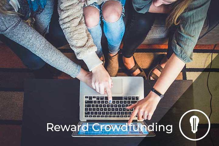 piattaforme online di reward crowdfunding