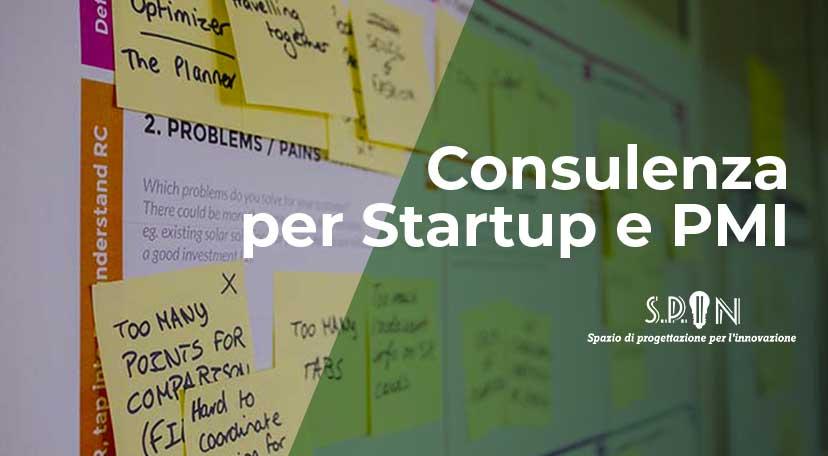 consulenza startup