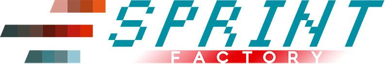 logo sprint factory incubatore per startup in puglia
