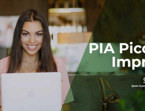 PIA Piccole Imprese: Finanziamento per le piccole imprese pugliesi